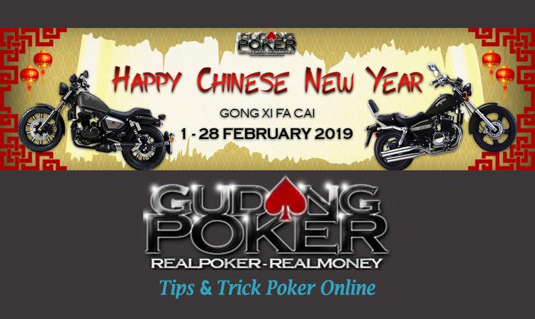 Event imlek Gudang Poker Terbaik 2019