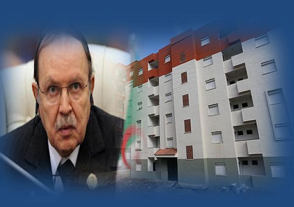 """رئيس الجمهورية يفصل في قضية مشاريع سكنات """"عدل"""""""