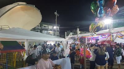 2ª Festa germânica na Praça da Paz