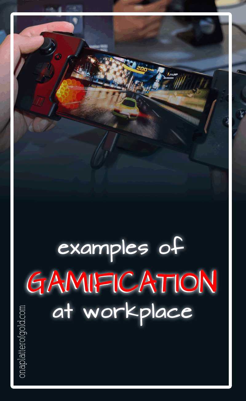 4 Examples of Gamification in the Workplace