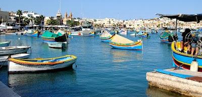 Summer holiday Malta