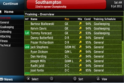 how to be good at football manager 2012