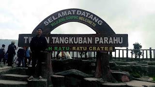 Gunung Tangkuban Perahu 3