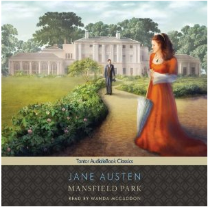 Free Audiobook: Mansfield Park by Jane Austen (April 2016)