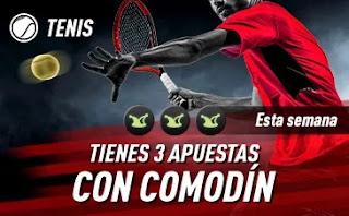 sportium si fallas tenis devolucion hasta 4-4-2021