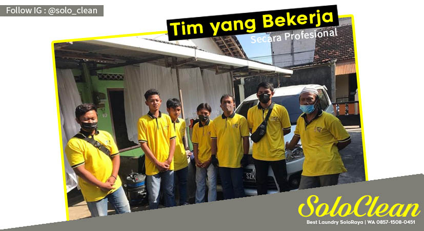 Jasa Cuci Sofa di Kota Solo : Ampuh Bersihkan Noda Hitungan Menit, Harga Murah