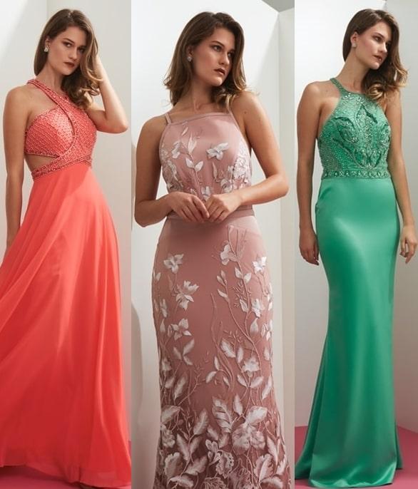 10 vestidos para madrinhas e formandas: (modelos, cores e tendências 2019)