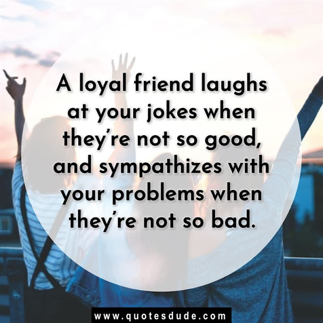 A nice quote image for best friend.