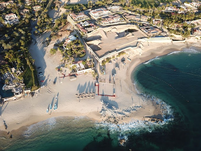 GOOD NEWS: Mexico's Cleanest Beaches in Los Cabos!