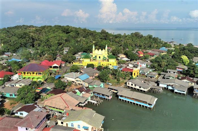 Pulau Penyengat Tanjung Pinang