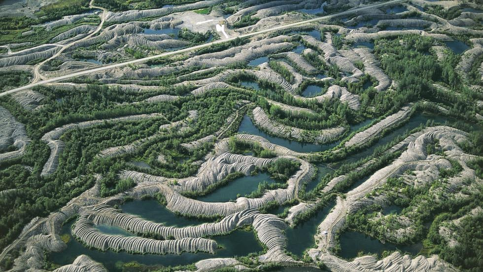 18. Yukon, Canada - 50 Stunning Aerials That Will Make You See the World in New Ways (PHOTOS)