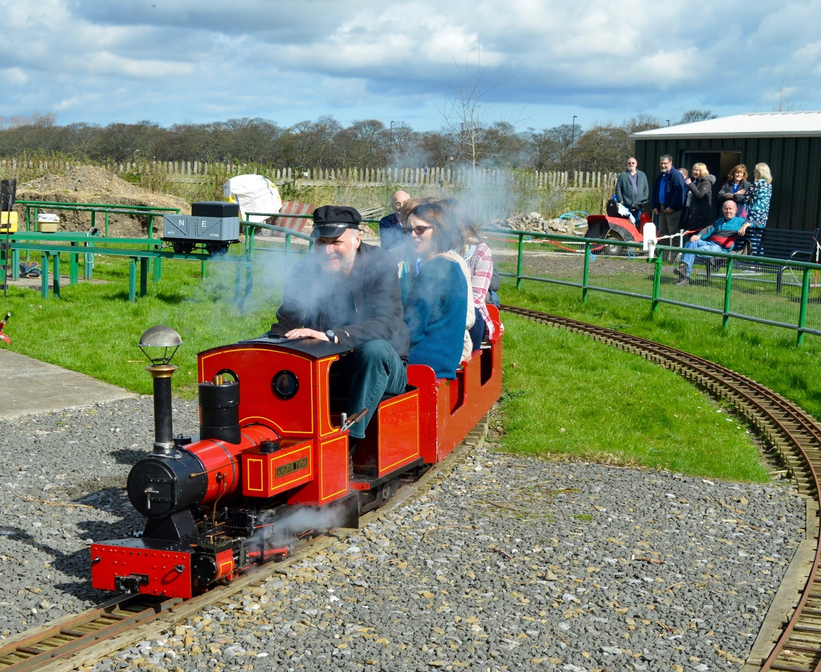 Top 10 train themed days out across North East England  - exhibition park