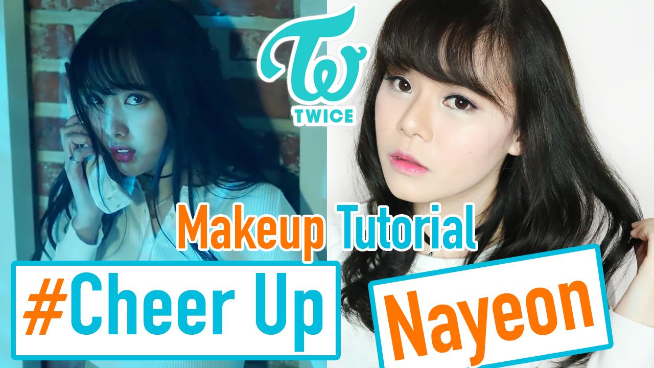 Twice cheer up nayeon makeup tutorial video jean milka makeup turorial makeup twice cheer up twice cheer up nayeon twice baditri Image collections