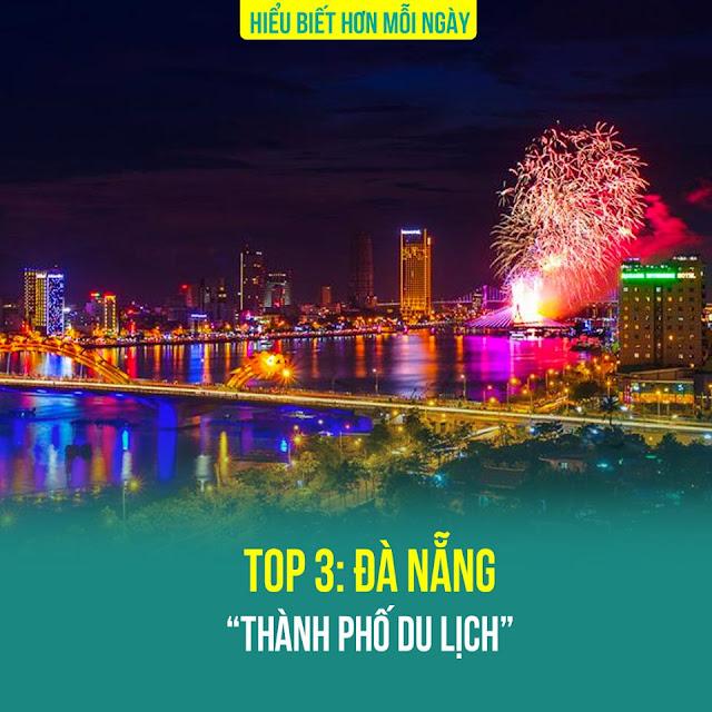 Top 3: Đà Nẵng – Thành phố du lịch