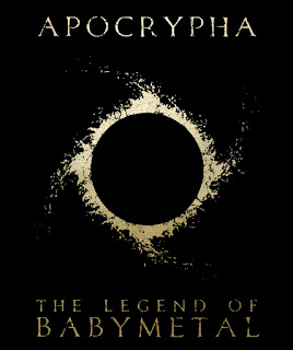 Z2 Comics APOCRYPHA THE LEGEND OF BABYMETAL Graphic Novel