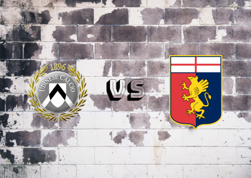 Udinese vs Genoa  Resumen