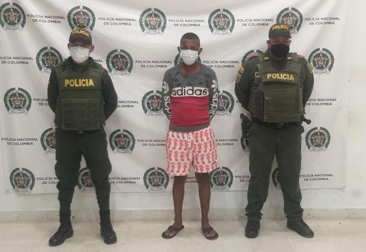 hoyennoticia.com, Hirió a su víctima para robarle en la vía Riohacha - Cuestecita