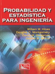 Probabilidad y Estadística para ingenieros – Montgomery