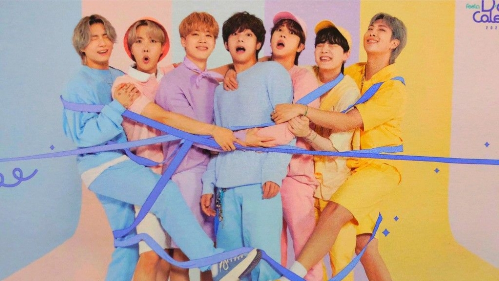 BTS' 'Permission To Dance' Tops iTunes Charts in More Than 50 Countries!