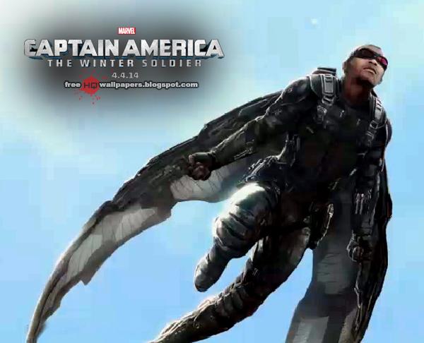 Captain America The Winter Soldier Wallpaper: Captain America The Winter Soldier HQ