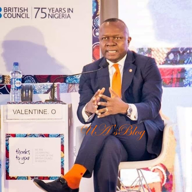 From Village Boy To Heading Transcorp Group: Read The Inspiring Story of Val Ozigbo (Photos)
