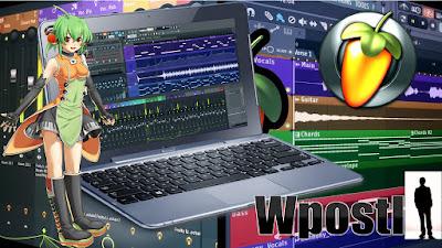 : FL Studio : هو بيئة متكاملة من البرمجيات لانتاج الموسيقى أو الصوت الرقمية محطة العمل (DAW). وهو ما يمثل أكثر من 18 عاما من التطورات المبتكرة لديها كل ما تحتاجه في حزمة واحدة لتأليف، وترتيب وتسجيل وتحرير وخلط واتقان الموسيقى بالجودة عالية . هو واحد من أكثر البرامج شعبية في العالم، ويستخدم من قبل معظم الفنانين المبدعين .