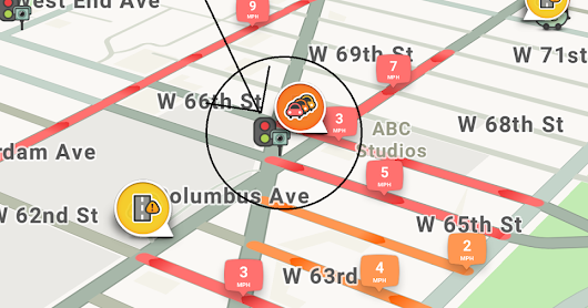 Waze Camera Data is Not Accurate