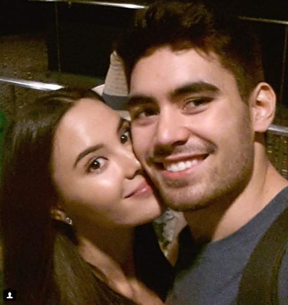 Meet The Hot Boyfriend Of Catriona Gray, Clint Bondad.