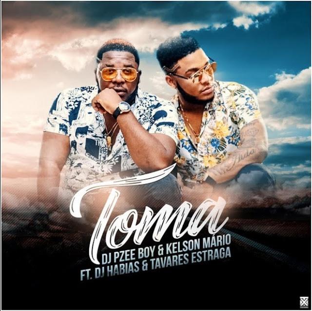 """O duo de produtores angolanos formado por DJ Pzee Boy & Kelson Mário, solta o novo banger intitulado """"Toma"""", com DJ Habias & Tavares Estraga."""