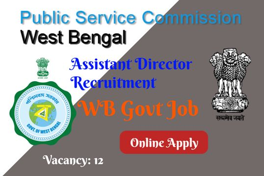 Assistant Director Job- WBPSC