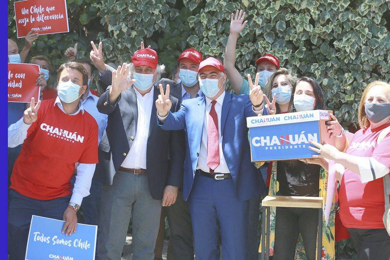Chahuán como presidenciable
