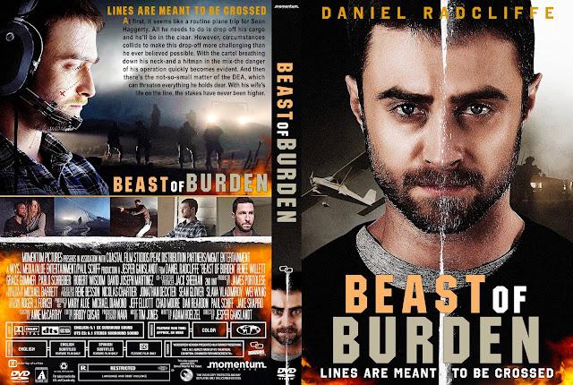 Beast Of Burden DVD Cover
