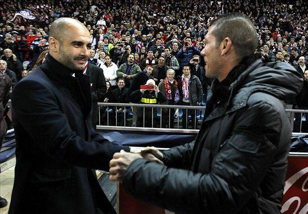 Dikalahkan Atletico, Guardiola : Bayer Hanya Kurang Beruntung