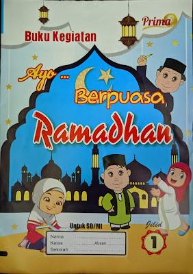 buku pembelajaran dalam kegiatan ramadhan