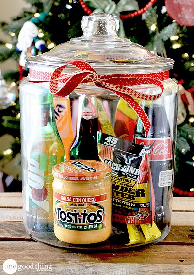 8 creative gifts in a jar for almost any person craftsonfire for the bromance all guy food in a jar diy projects solutioingenieria Choice Image