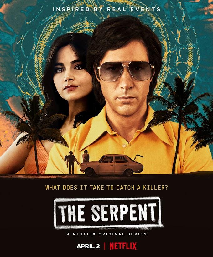 Tráiler de 'La Serpiente' (2021) - Miniserie Netflix