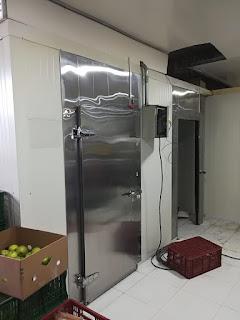 refrigeracion de alimentos cuarto frios