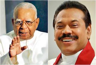 எதிர்க்கட்சித் தலைவர் மஹிந்தவா ??? சம்பந்தனா இன்று அறிவிப்பு!