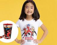 Compre produtos Lady Bug na Riachuelo, e ganhe copo das Miraculous Girls!