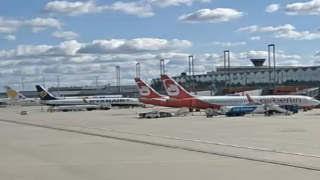 Köln Bonn Flughafen Webkamera