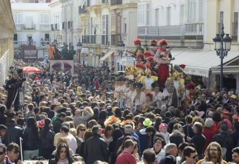 Adelanto de la programación del Carnaval de Cádiz 2020