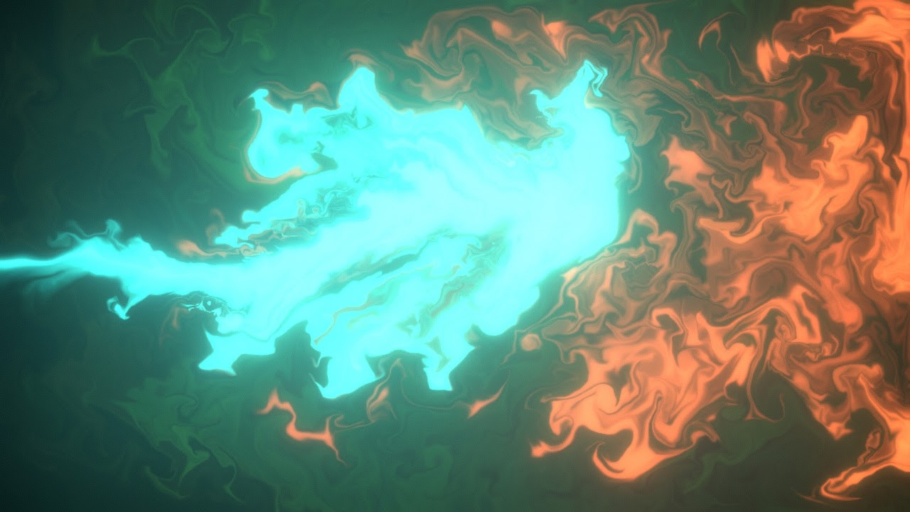 Abstract Fluid Fire Background for free - Backgroun:38