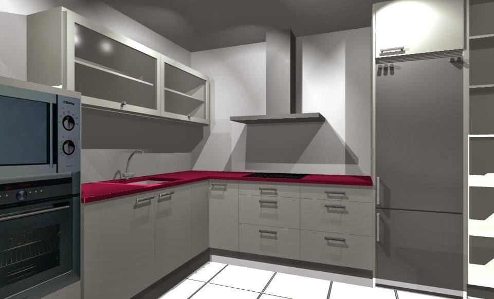 Barquitec cocina donde colocar los electrodom sticos for Donde colocar tv en cocina