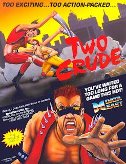 Portada Two Crude Dudes