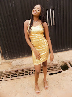 Face of Kwara State Polytechnic - Awodele Esther