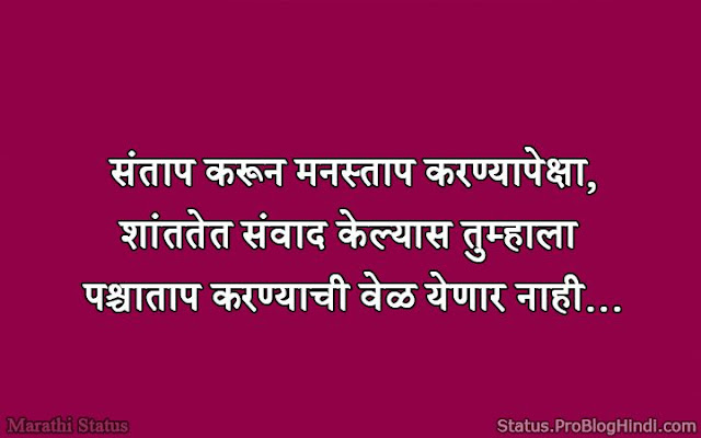marathi status on dosti