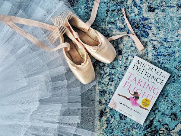 Taking Flight by Michaela DePrince  is our July 2020 book
