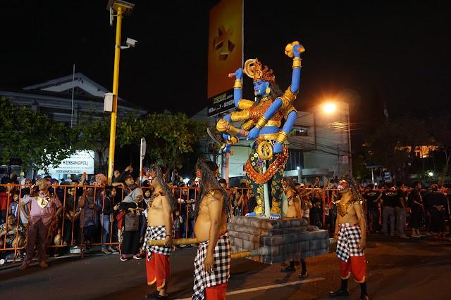 Wayang Night Carnival Yogyakarta 2017