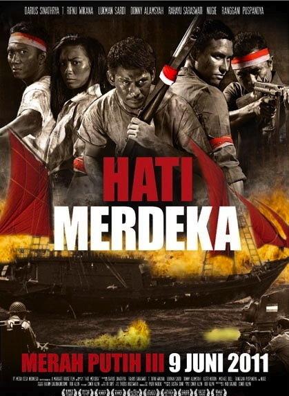 Download Film Merah Putih III: Hati Merdeka (2011) Full Movie