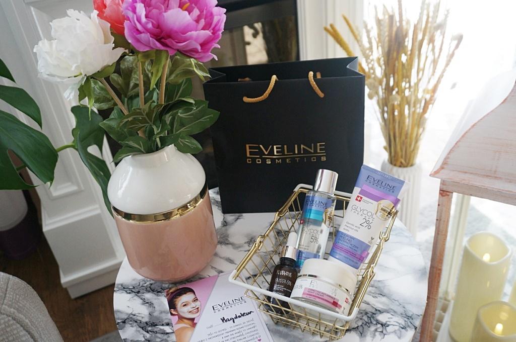 Eveline Cosmetics Glycol Therapy kosmetyki z kwasem glikolowym